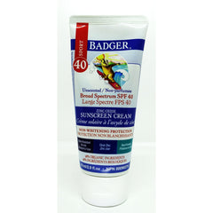 SunScreen SPF40 Unscented 87ml