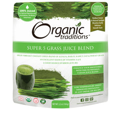 Super 5 Grass Juice Blend 150g