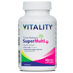 Super Multi+ Time Release 30 Tablets