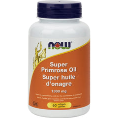 Super Primrose Oil 1300mg 60 Soft Gels