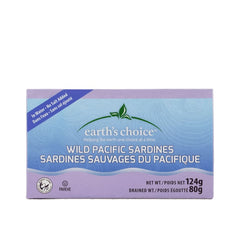 Sustainable Wild Pacific 124g