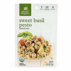 Sweet Basil Pesto 15g