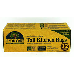 Tall Kitchen Bags Box 13 Gal * 12 Bags