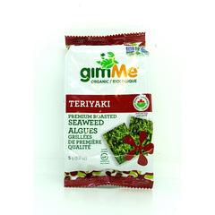 Teriyaki Roasted Seaweed Snack 5g