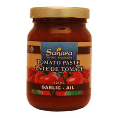Tomato Paste Garlic 120mL
