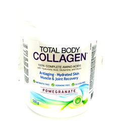 Total Body Collagen Pomegranate 500g