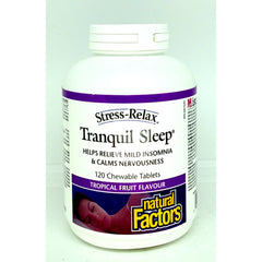 Tranquil Sleep Chewable 120 Tablets