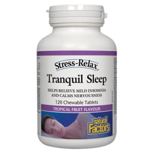 Tranquil Sleep Chewable 60 Tablets - SleepRelax