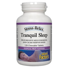 Tranquil Sleep Chewable 60 Tablets