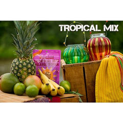 Tropical Mix Dried Fruit 120g