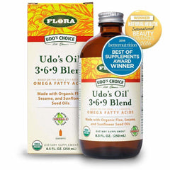 Udos 3 6 9 Oil Blend 500mL