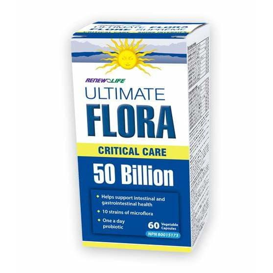 Ultimate Flora 50Billion 30 Veggie Caps - ProbioticsRefrigerate