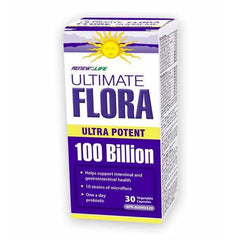 Ultimate Flora Ultimate Flora Ultra Potent 100 Billion 30 Veggie Caps