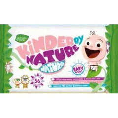 Unscented Baby Wipes 56 Wipes