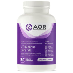 UTI Cleanse D-Mannose Cranberry 60 Tablets