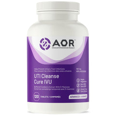 UTI Cleanse D-Mannose Cranberry120 Tablets