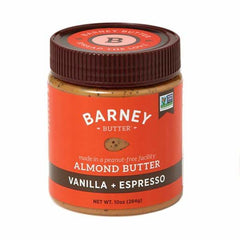Vanilla and Espresso Almond Butter 284g