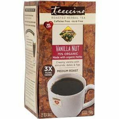 Vanilla Nut Herbal Coffee 10 Tea Bags