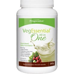 Vege Essential Natural Vanilla 360g - VEGAN PROTEIN