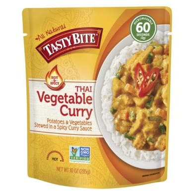 Vegtable Curry Hot & Spicy 285g - Instant