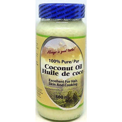 Virgin Coconut Oil 500mL