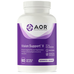 Vision support II 157mg 60 Soft Gels