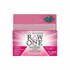 Vitamin Code Raw One For Women 75 Veggie Caps