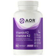 VitaminK2 120mg 60vsg
