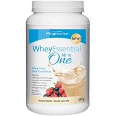 Whey Essential Natural Vanilla 840g
