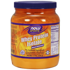Whey Protein Isolate Natural 544g