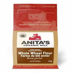 Whole Wheat Flour Organic 2kg