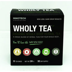 Wholly Tea 8packs