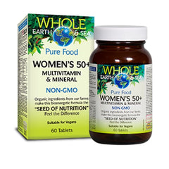 Womens 50+ Multi and Mineral 60 Tablets