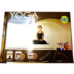 Yoga DVD Training Kit