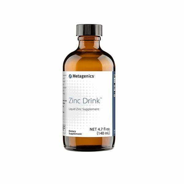 Zinc Drink 140ml - Metagenics