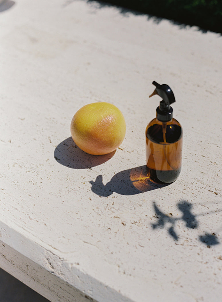 Grapefruit kitchen spray