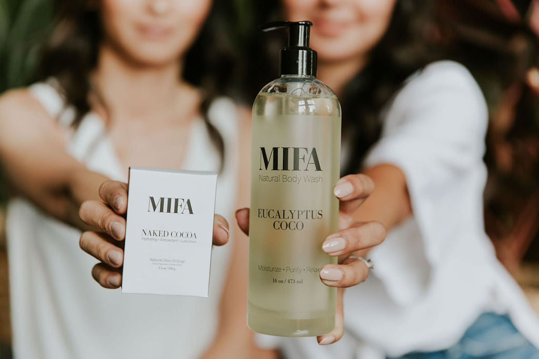 Mifa Eucalyptus Body Wash