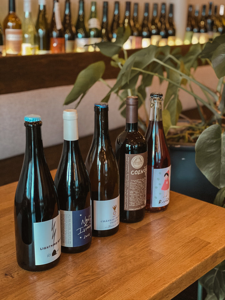 Women-owned wines