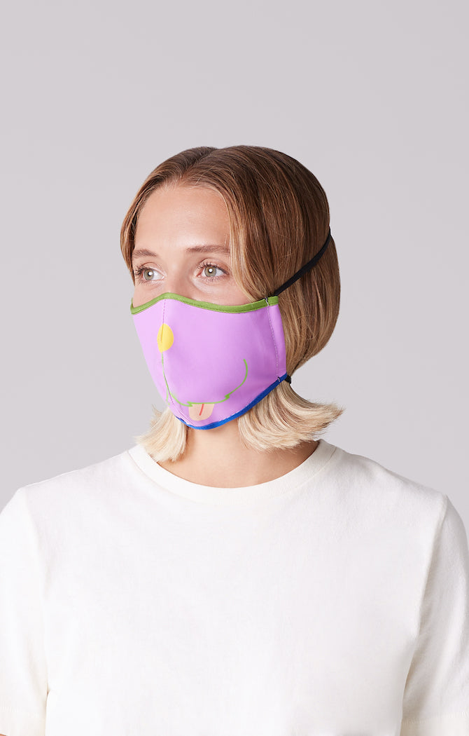 Citizens of Humanity face mask