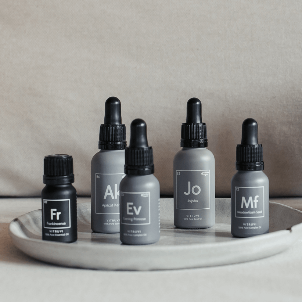Custom Face Oil Kit