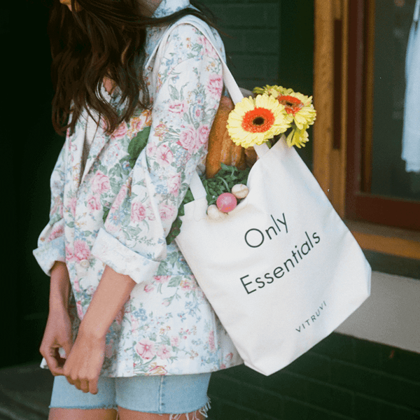 Only Essentials Tote Bag