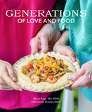 Generations of Love and Food Cookbook by Meme Inge