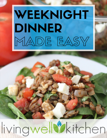 Weeknight Dinner Made Easy