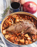 Pot Roast from Generations of Love and Food Cookbook by Meme Inge