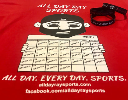 All Day Ray Apparel
