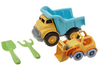 Green Toys Dump Truck With Scooper - Eco Friendly