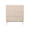 Babyletto Gelato Dresser - Washed Natural / White