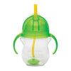 Munchkin Weighted Flexi-Straw Cup - Green