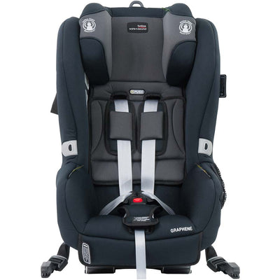Safe-n-Sound Graphene Convertible ISOFIX Car Seat (0-4 yrs)