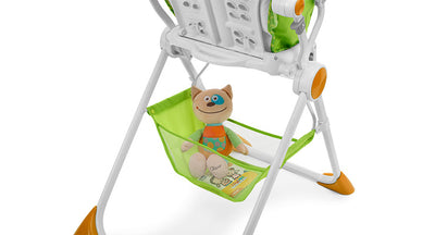 Chicco Pocket Lunch High Chair - Green (Clearance)